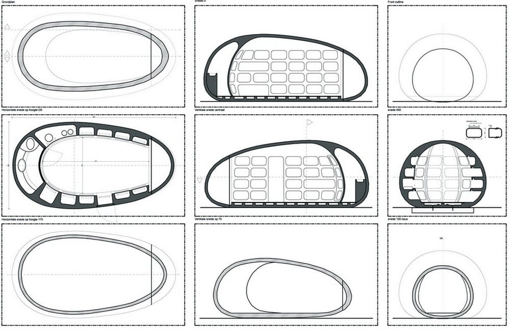 blob 12 by dmvA Architecten