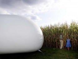 Blob 2 by dmvA Architecten