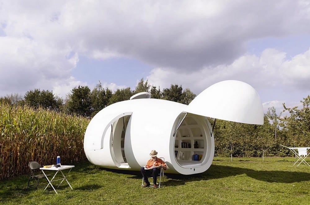 blob 4 by dmvA Architecten