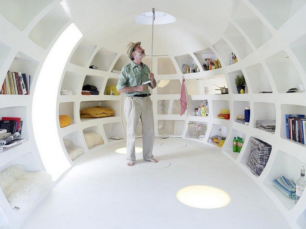 blob 7 by dmvA Architecten