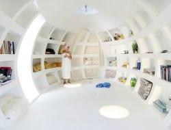 blob 8 by dmvA Architecten
