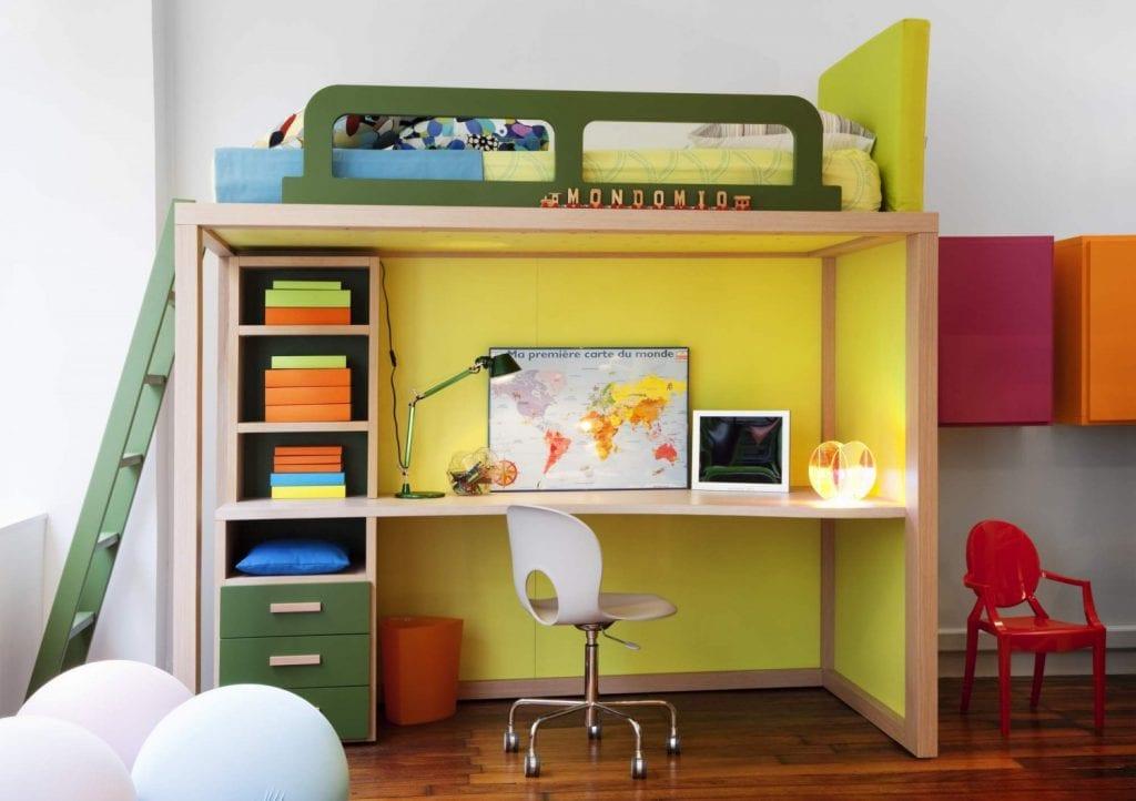 Dear kids colour panache - Bureau petit garcon ...