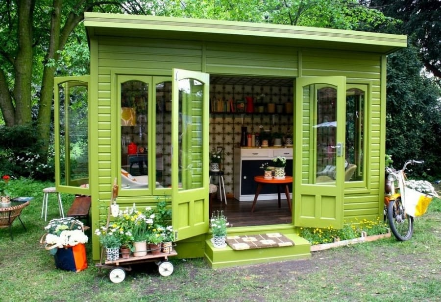 Not Just a Shed... | The Owner-Builder Network