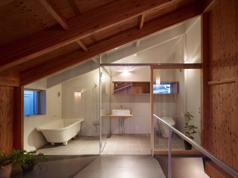 House in Seya - japan