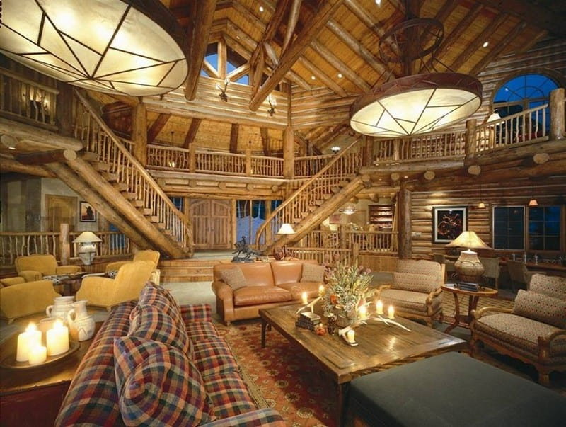 Vocabulary test! Describe this living room using just one word?