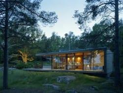 Island House - Stockholm, Sweden