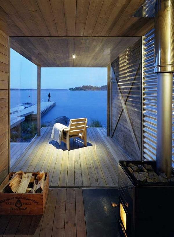 A Stockholm Island Home