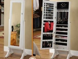Do you need a place to store your accessories? Would this help?