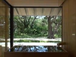 Kengo Kuma Water Cherry House