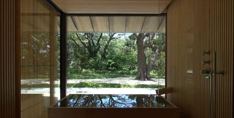 Kengo Kuma Water Cherry House