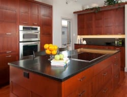 This kitchen designed by Scott Gilbride/Architect Inc.