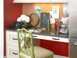 Kitchen-office by Terrat Elms Interiors