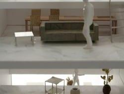 Amida House - Model