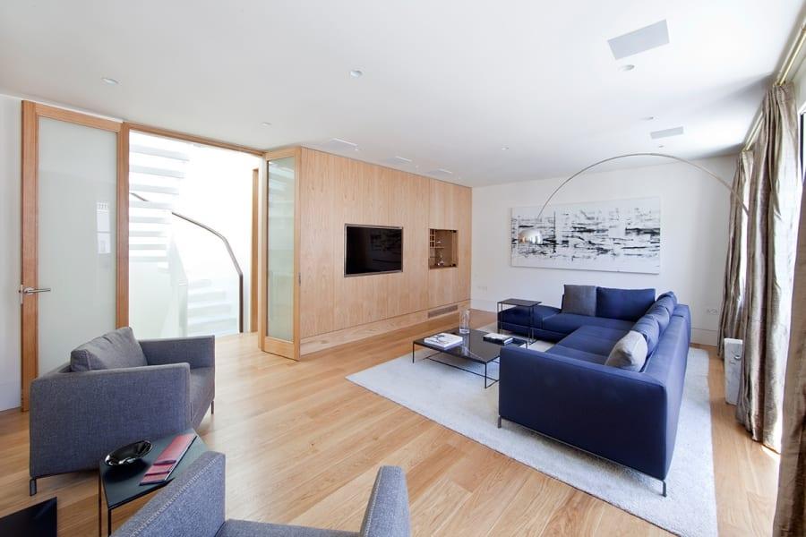 Pavillion House by Threefold Architects