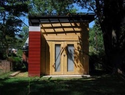Chuck Witmer's Silverspring Shed
