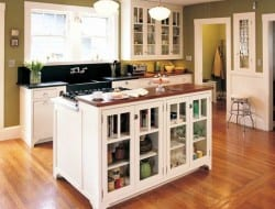 A well designed small kitchen