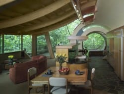 Wilkinson Treehouse by Robert Harvey Oshatz