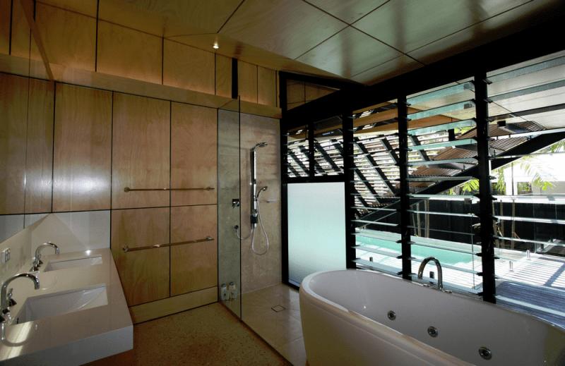 Wright House - Charles Wright Architects