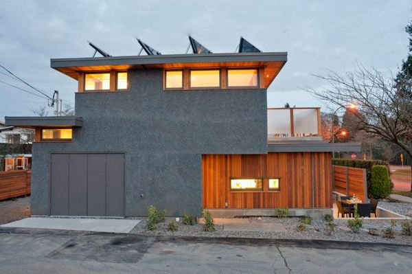 A laneway home in Vancouver