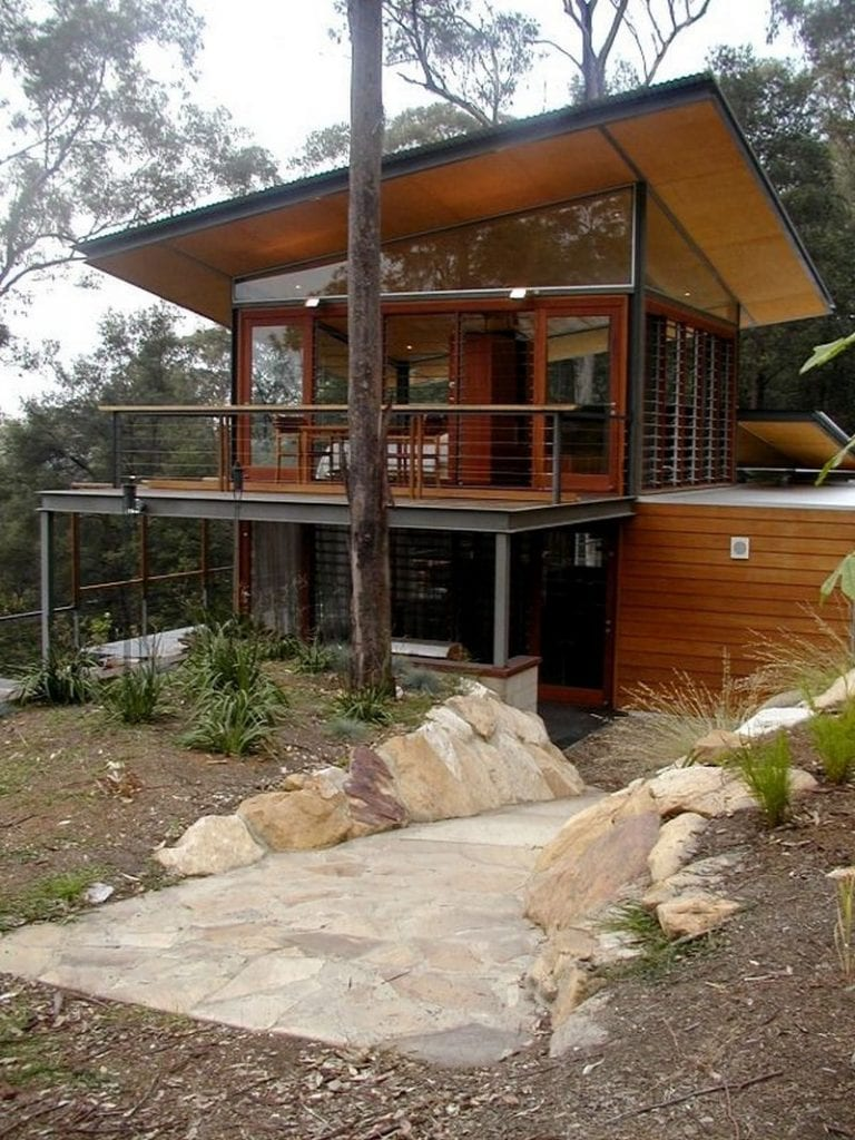Bowen mountain house a lifetime away from sydney the for Montain house
