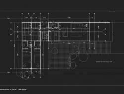 Casa El Tiamblo - Floor Plan