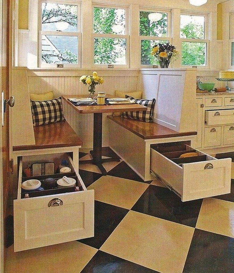 Maximizing Living Spaces with Clever Storage Solutions