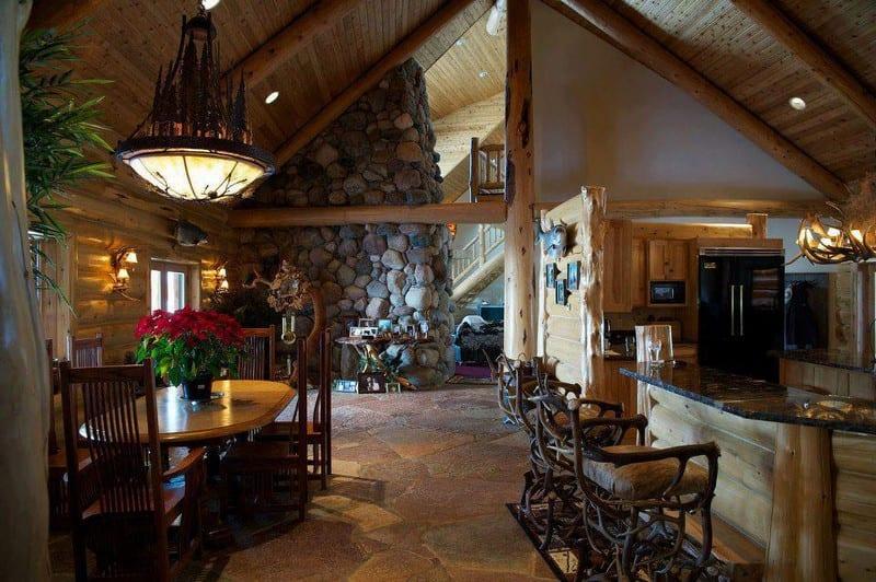 Interior - Quality Log homes, Log cabins, Timber Frame Houses