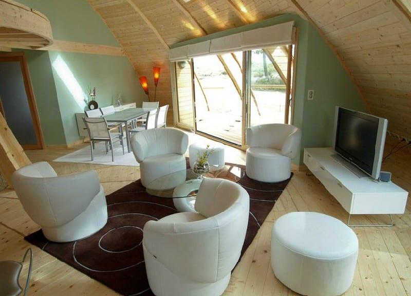 Domespace Living Room