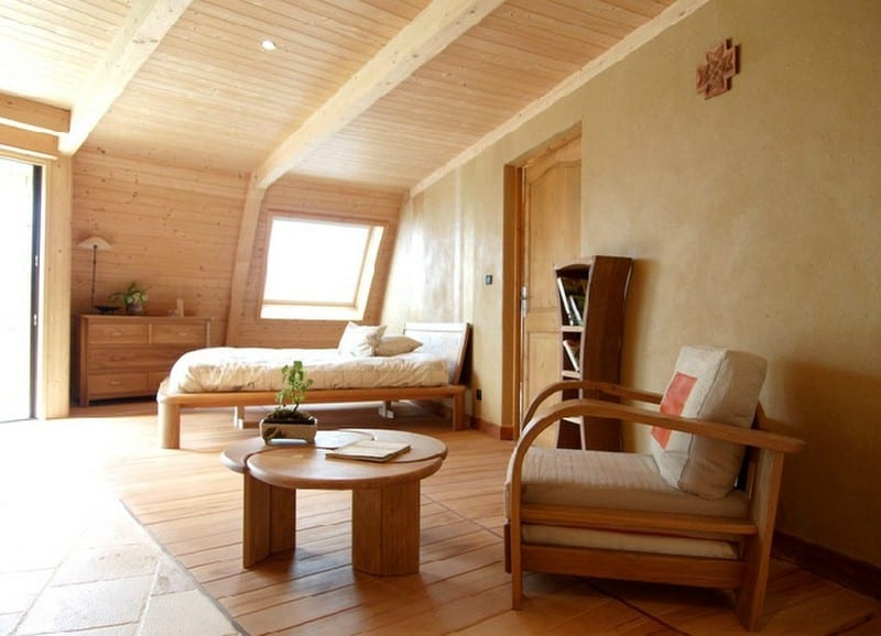 Domespace Bedroom