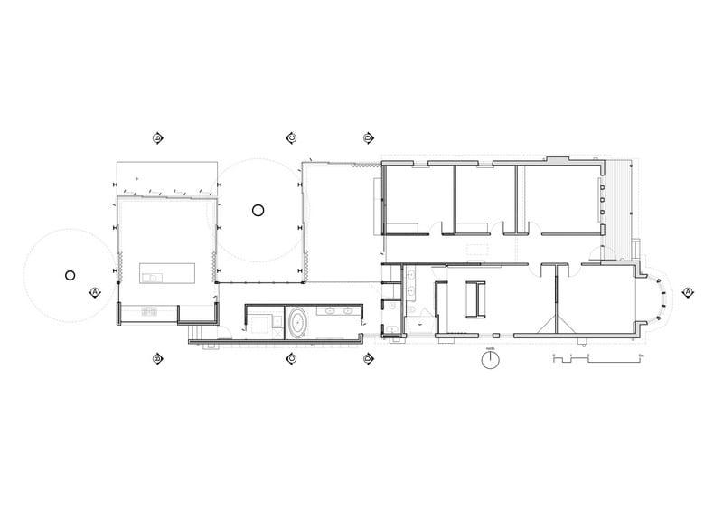 Elm & Willow House - Floor Plan