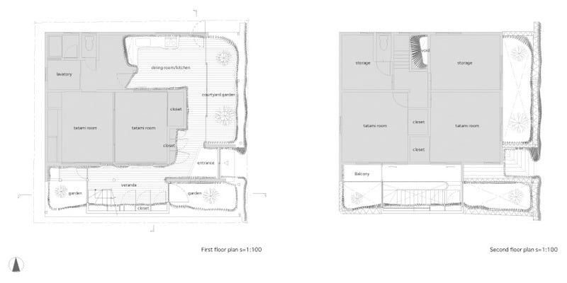 Gather - Floor Plan