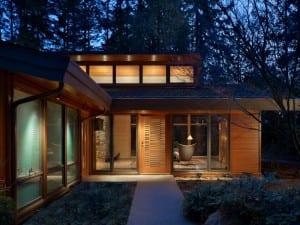 Lake Forest Park House - Seattle, Washington, USA