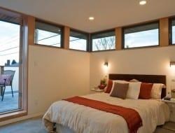 57th & Vivian - 'Net Zero' Solar Laneway House
