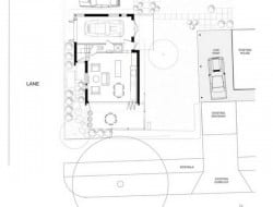 57th & Vivian - 'Net Zero' Solar Laneway House Floor Plan 01