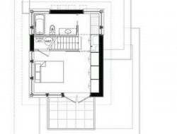 57th & Vivian - 'Net Zero' Solar Laneway House Floor Plan 02