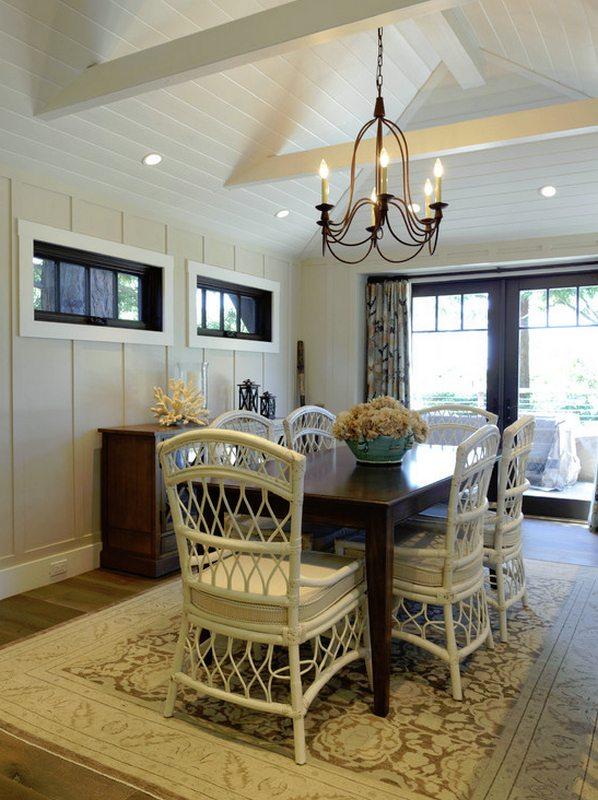Regan Baker Design beach bungalow