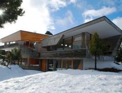 Ribbon House - Rio Negro, Argentinean Patagonia