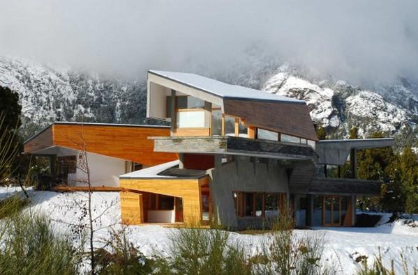 Ribbon House - Patagonia