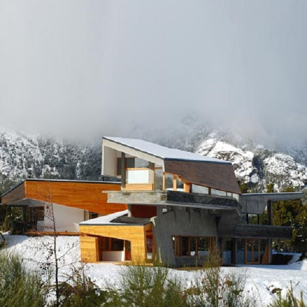 Two Families - One Patagonian Holiday Home