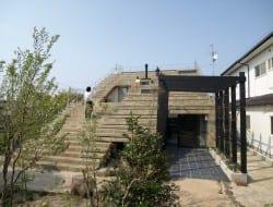 Stair House - Shimane-Pref, Japan