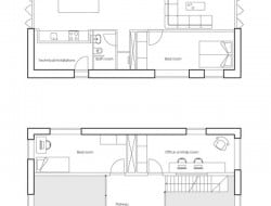 WFH House - Floor Plans