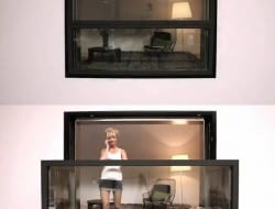 Bloomframe Window Balcony - The depth is restricted only by the window height