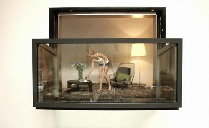 Bloomframe Window Balcony - the system actually ads space to a home