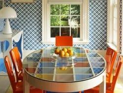 Colorful Interior Design - Anthony Baratta