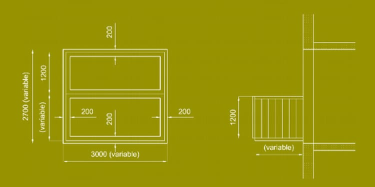 Bloomframe Window Balcony - Specifications