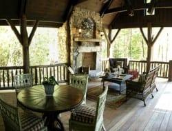 Cow Rock Cottage - Porch