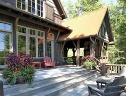 Cow Rock Cottage - Deck