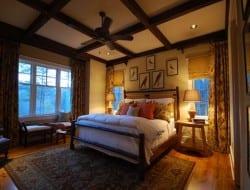 Cow Rock Cottage - Master Bedroom