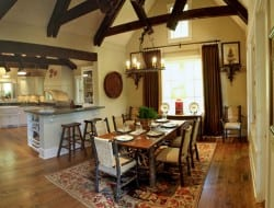 Cow Rock Cottage - Dining Room