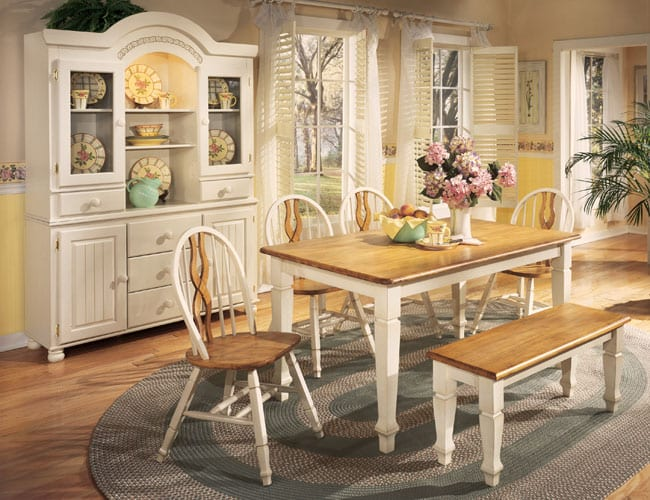 Ashley Furniture Cottage Retreat - Ashley Furniture